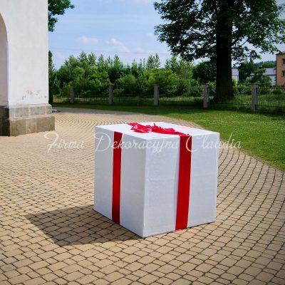 wypożyczalnia - pudło prezent gigant